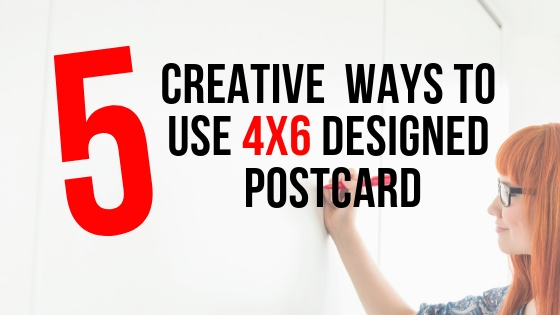 Five Creative Ways to Use a Post Card for Your Business